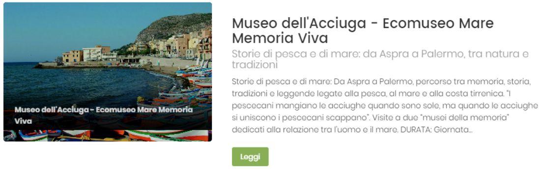 Museo Mare Palermo